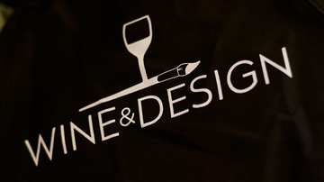 New Wine and Design Logo
