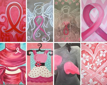 Breast Cancer Awareness Pink