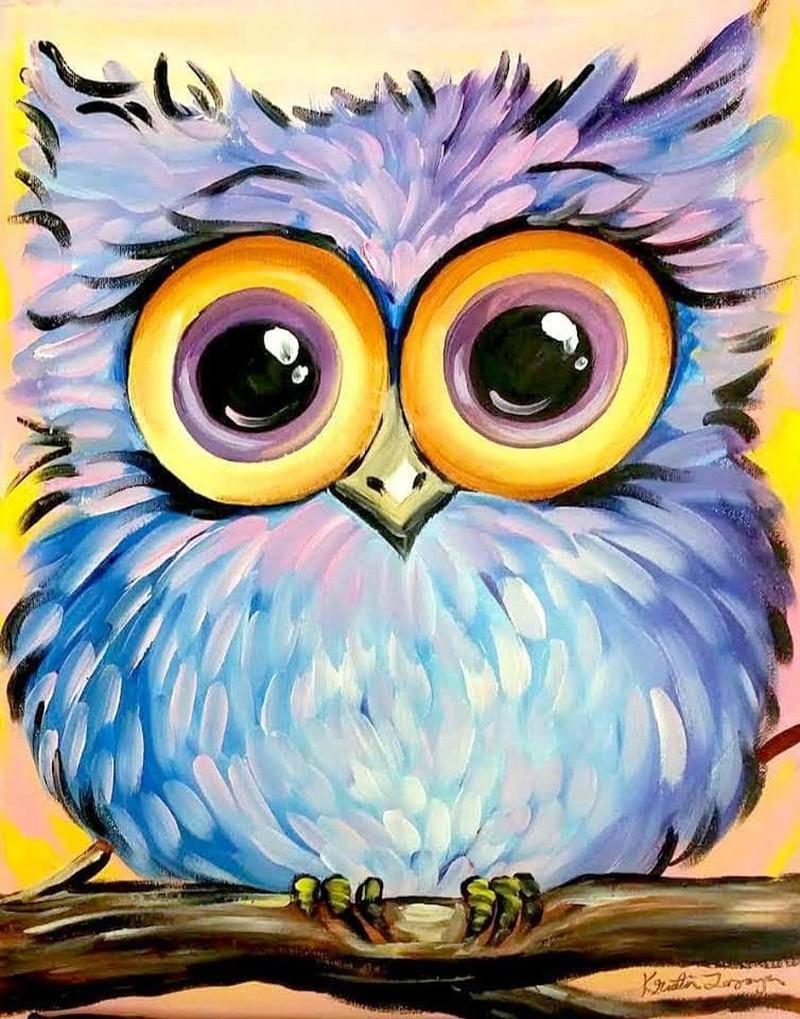 Woo Owl Bugaroo