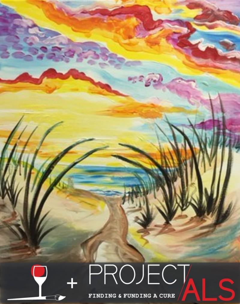 Project ALS Fundraiser event