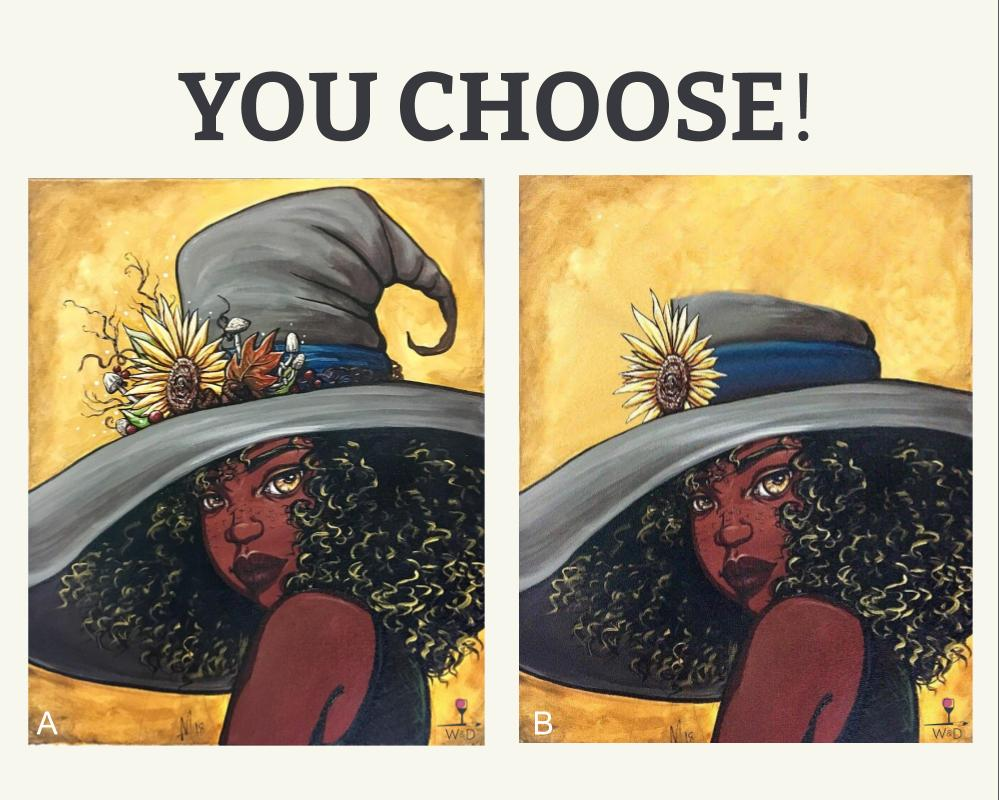 You Choose - Autumn Bae Paint Kit & Virtual Class