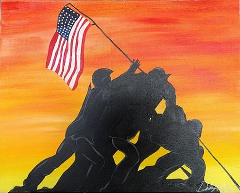 In Studio | Iwo Jima Memorial
