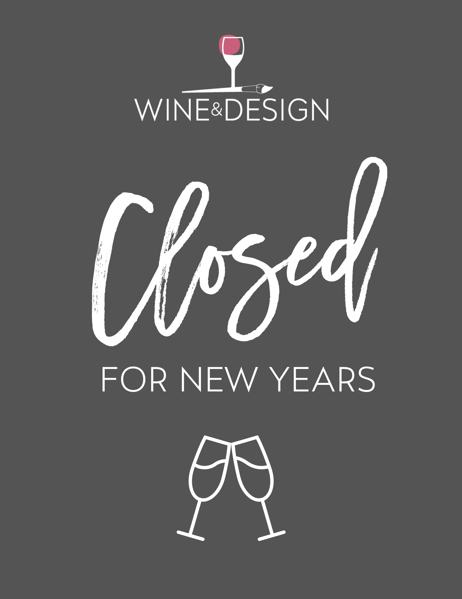 Happy New Year to our Friends and Families
