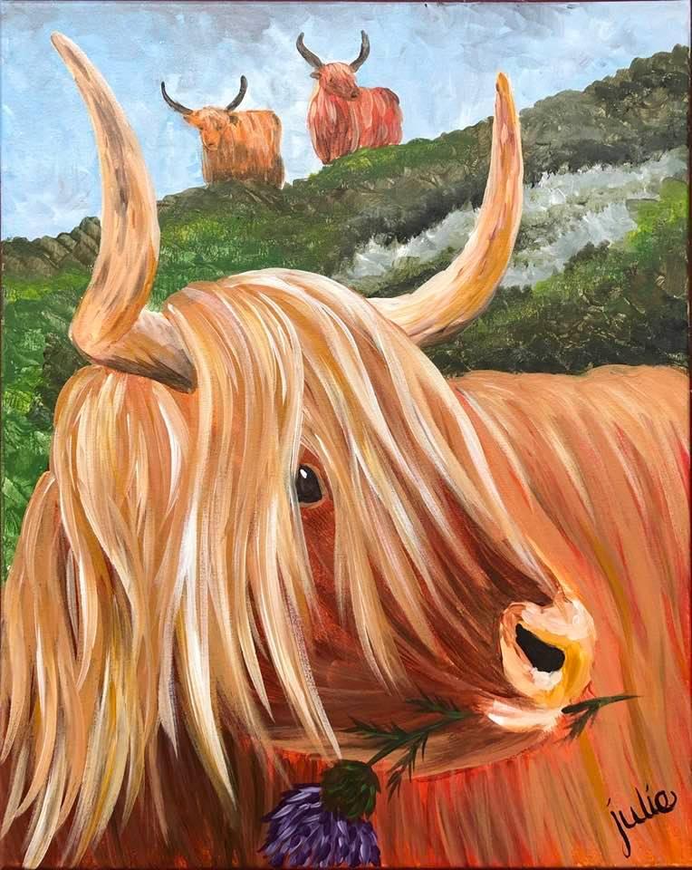 Scottie The Bull | In Studio