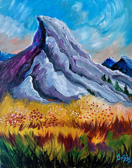 Meadow Mountain Peak