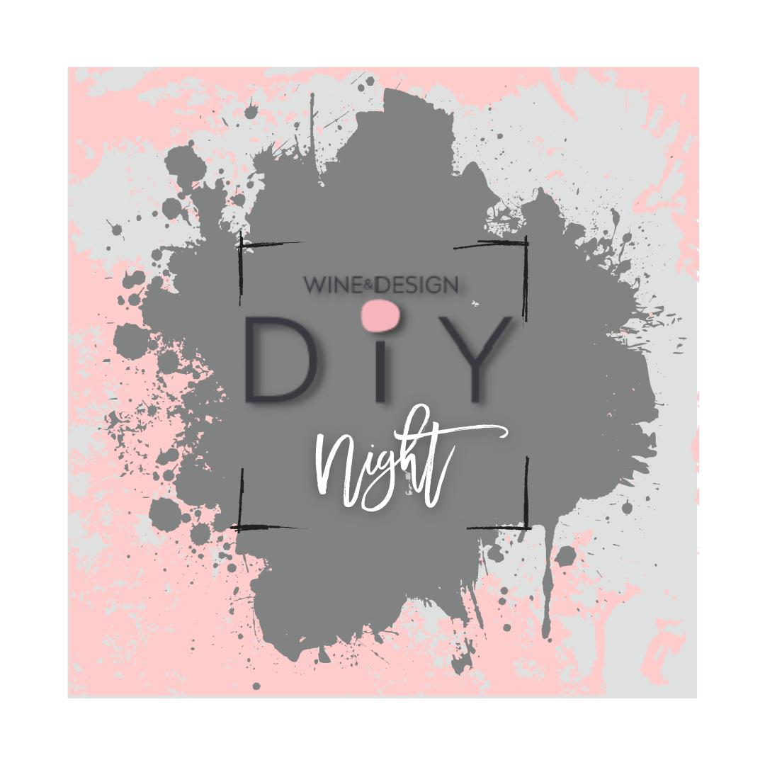 IN STUDIO: DiY Night! Choose Your Door Hanger