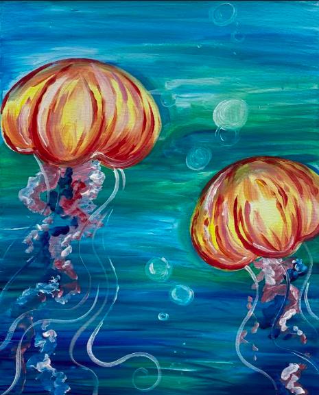 In Studio: Jellyfish Joy