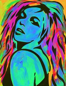 Britney - In Studio