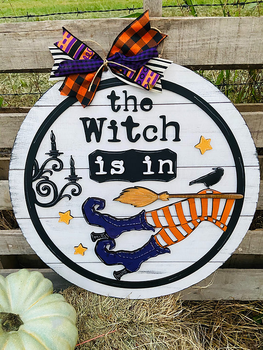 WITCH IS IN