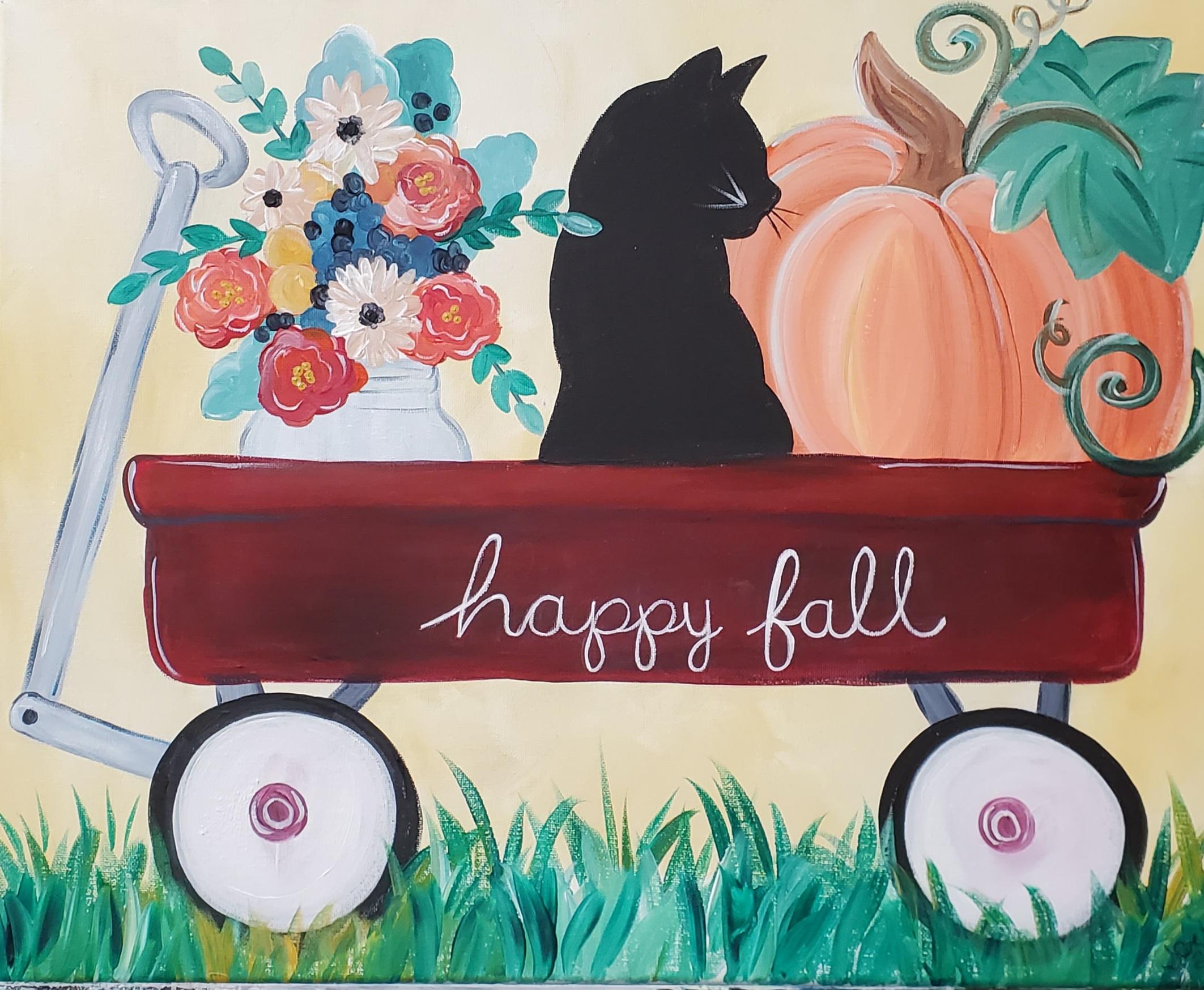 Salem's Autumn Adventure