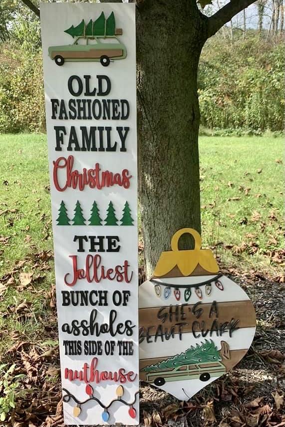 Christmas Vacation Set