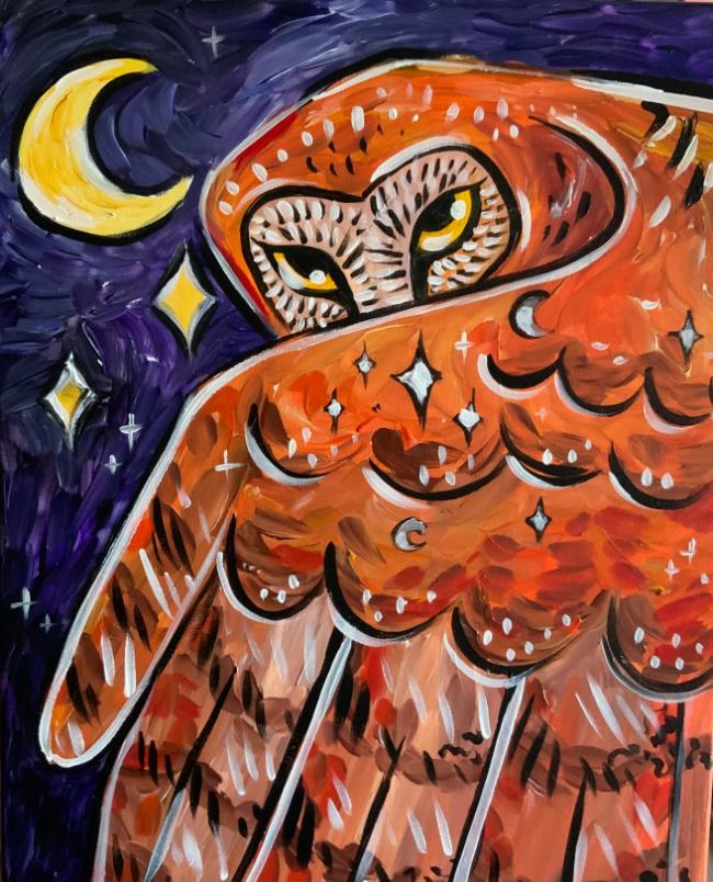 Owl of the Night