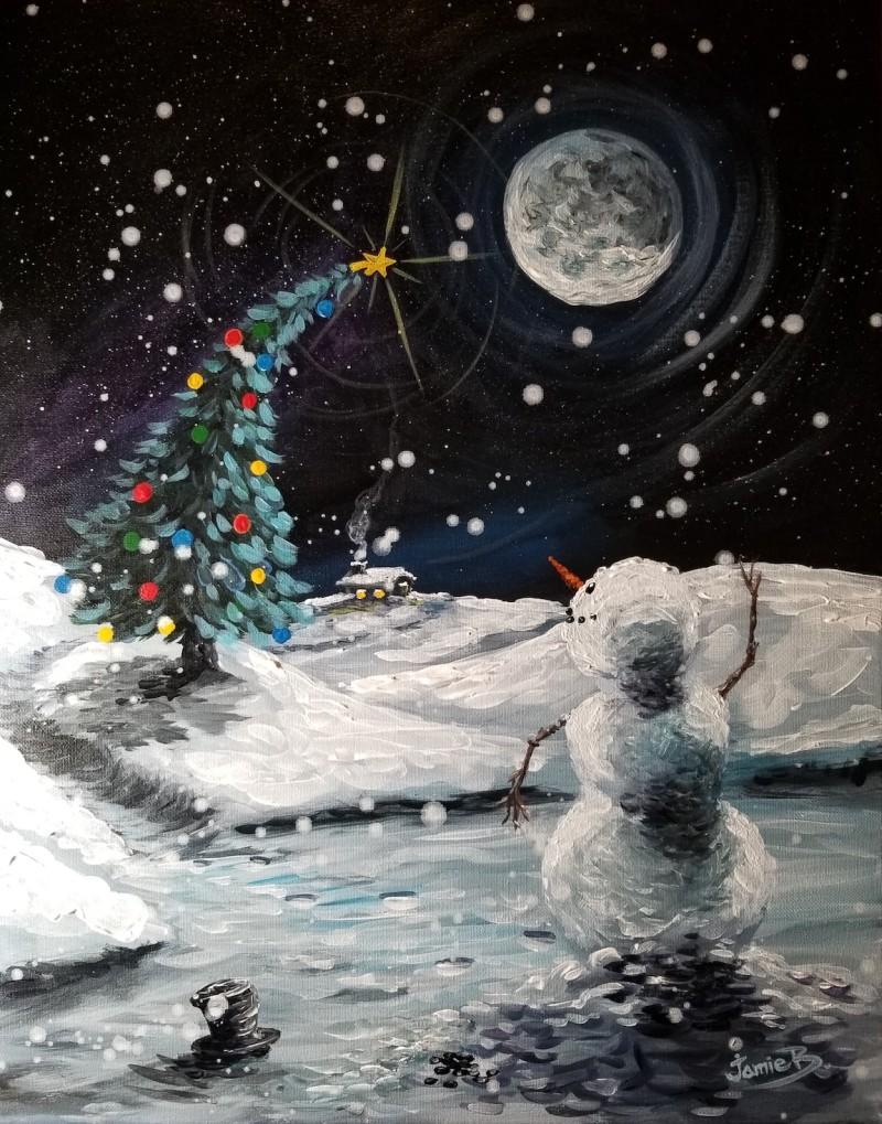 A Snowman's Dream