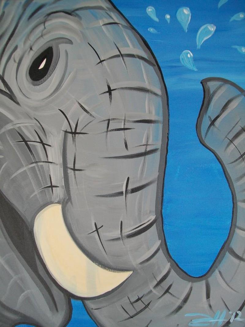 IN STUDIO OR LIVE VIRTUAL | KIDDO ELEPHANT