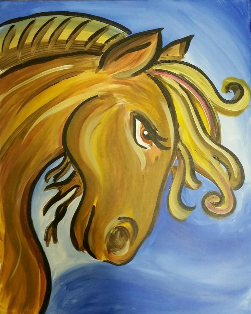 VIRTUAL CLASS | Kiddo Horse