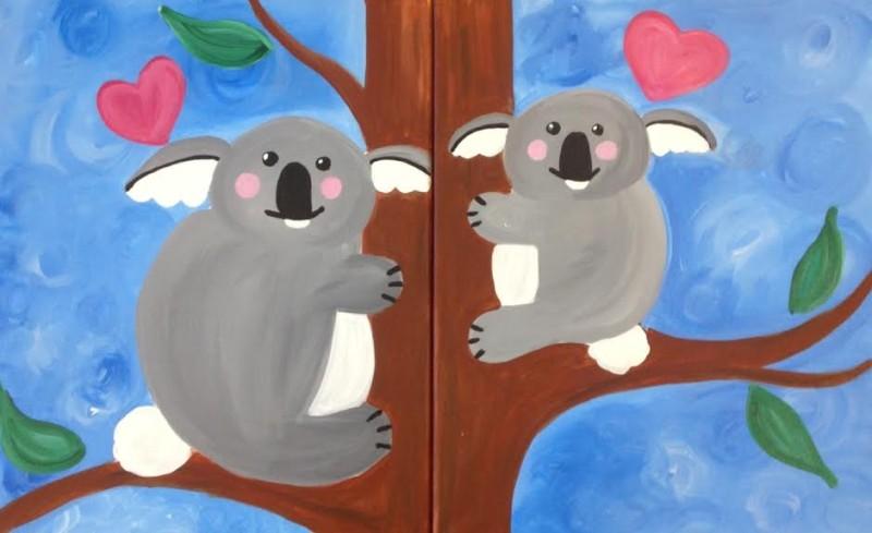 Mommy & Me Koala
