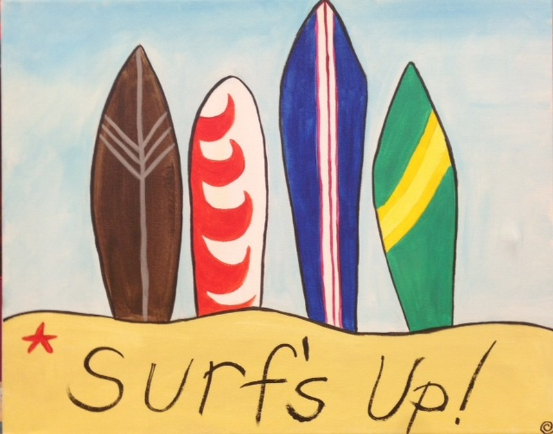 ONE DAY Summer Camp | Surfs UP