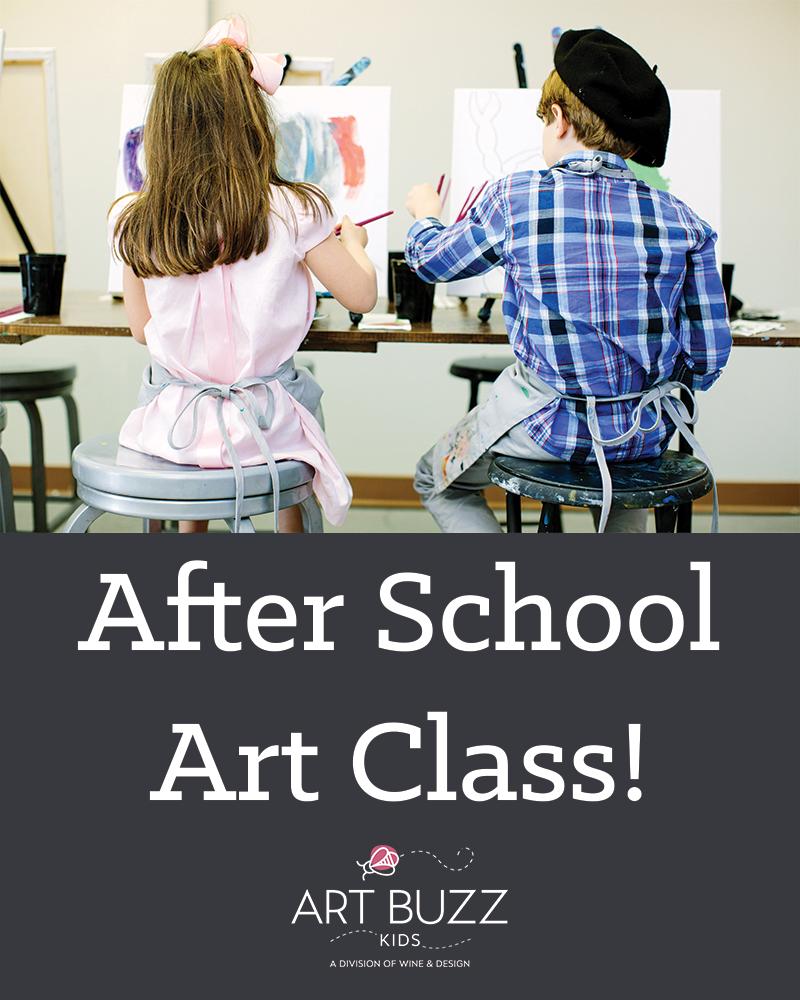 After School Art Class!