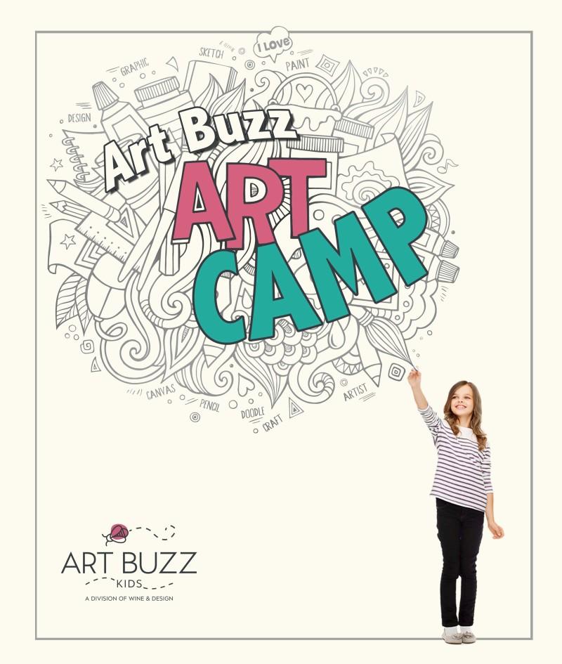 Kids Camp- Art of Science