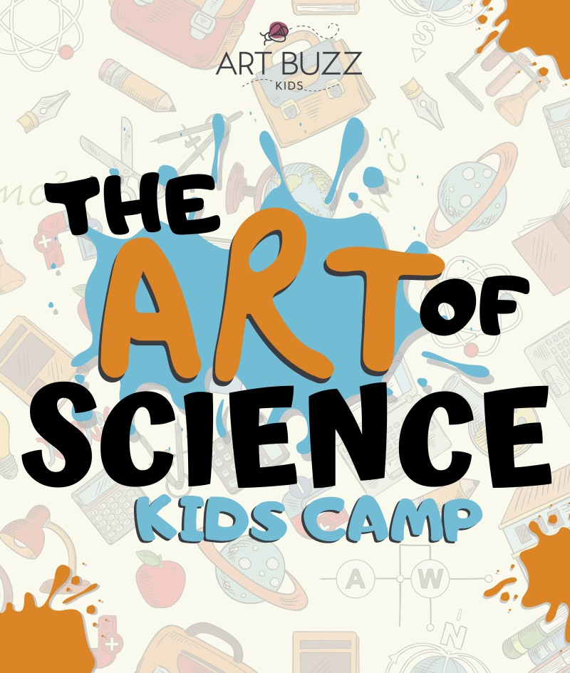 The Art of Science Camp