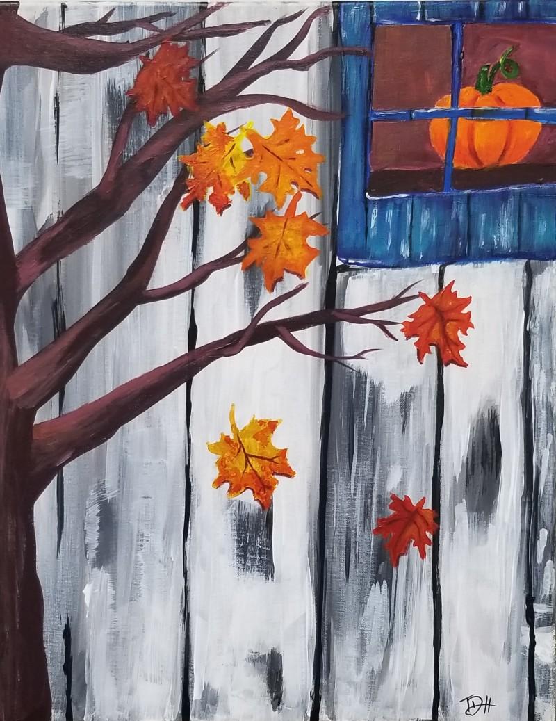 6:30 In Studio | Autumn De-Stress