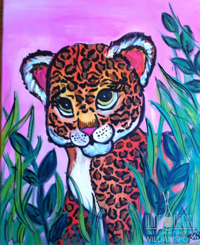 KIT: Baby Cheetah