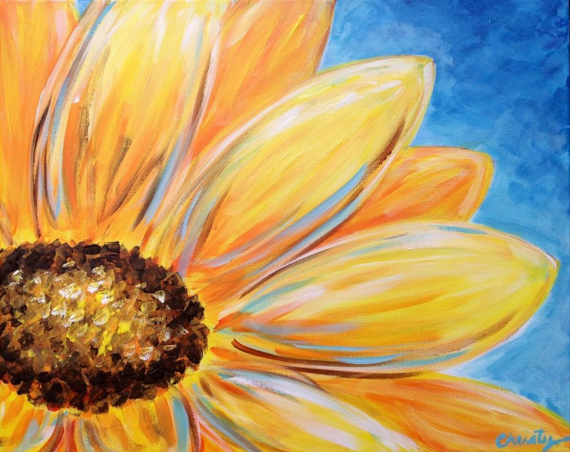IN-STUDIO Big Daisy! 6:30-8:30pm (Limited Seating 8-Person Max)