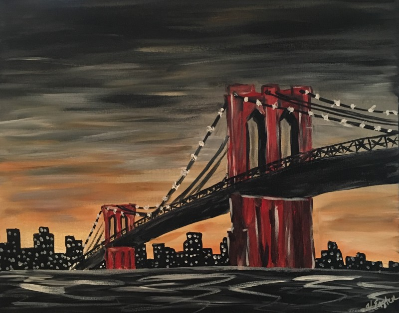 Brooklyn Bridge | IN-STUDIO CLASS