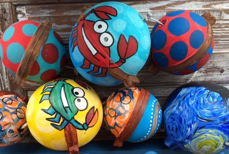 Design Your Own Buoy at Time Out Tavern