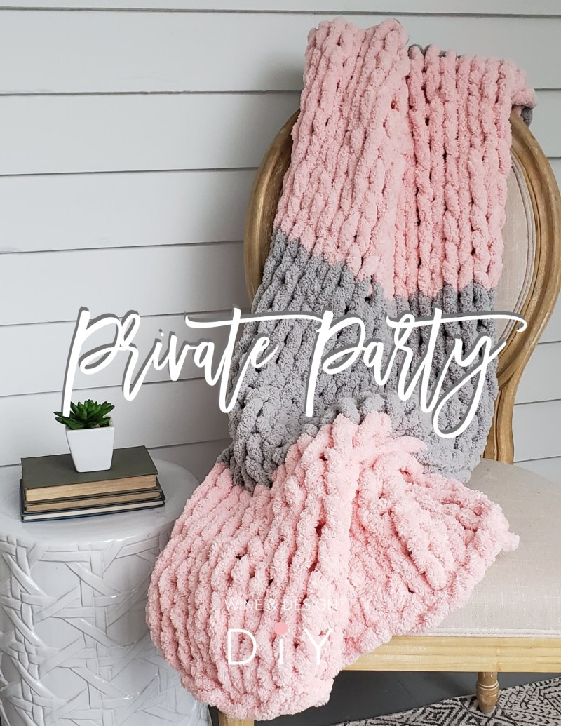Private Chunky Blanket Workshop