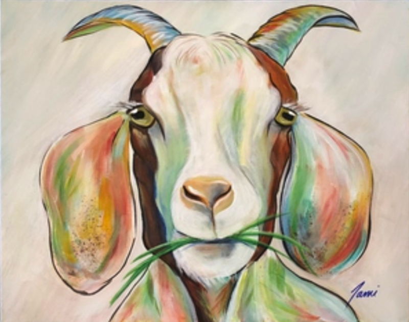 $32 Clementine the Goat | 6:30-8:00pm