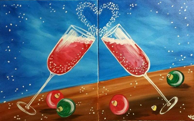 Date Night | New Year Cheers