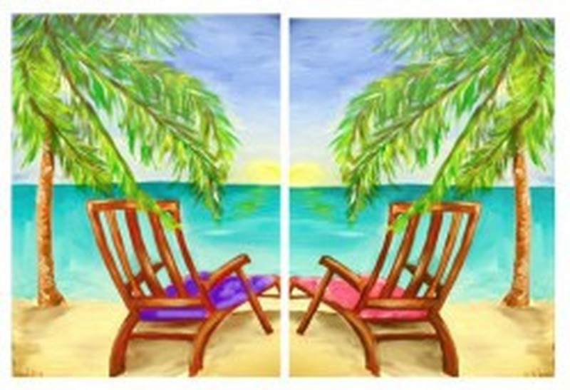 "VIRTUAL Date Night ""Palm Beach Night"""
