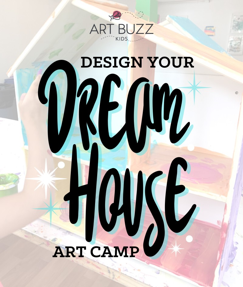 1/2 DAYS: Design Your Dream House Camp