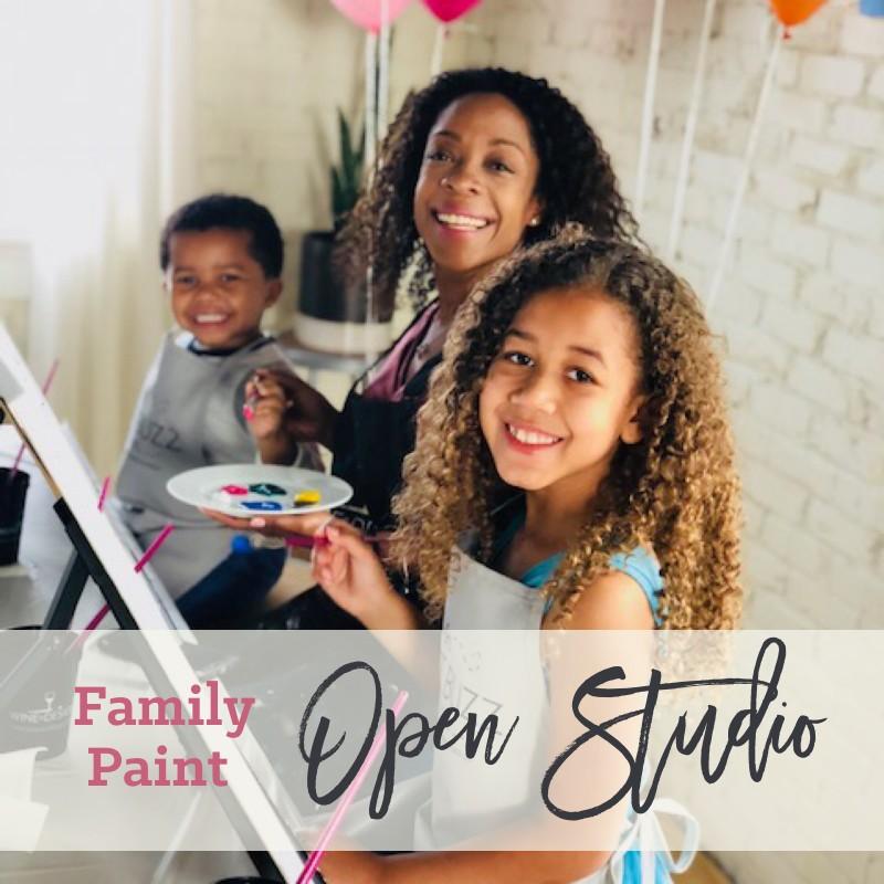 Family Open Studio!
