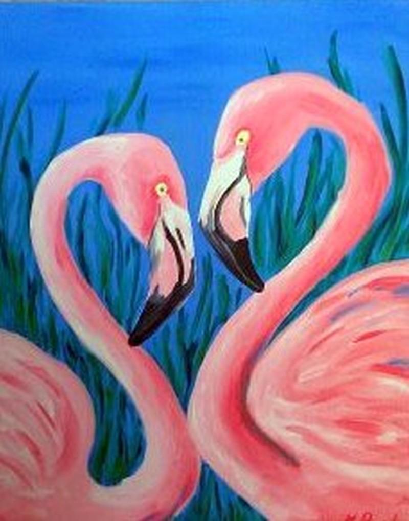 Flamingo's | In Studio