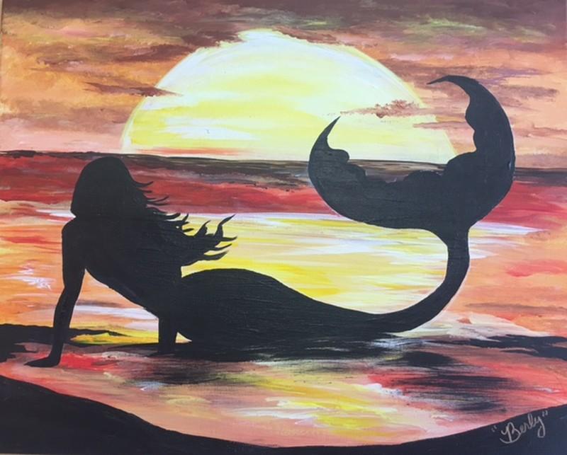 Mermaid & DIY Mermaid Hair Waves Salt Spray!
