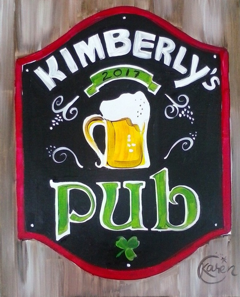 Welcome to My Pub!