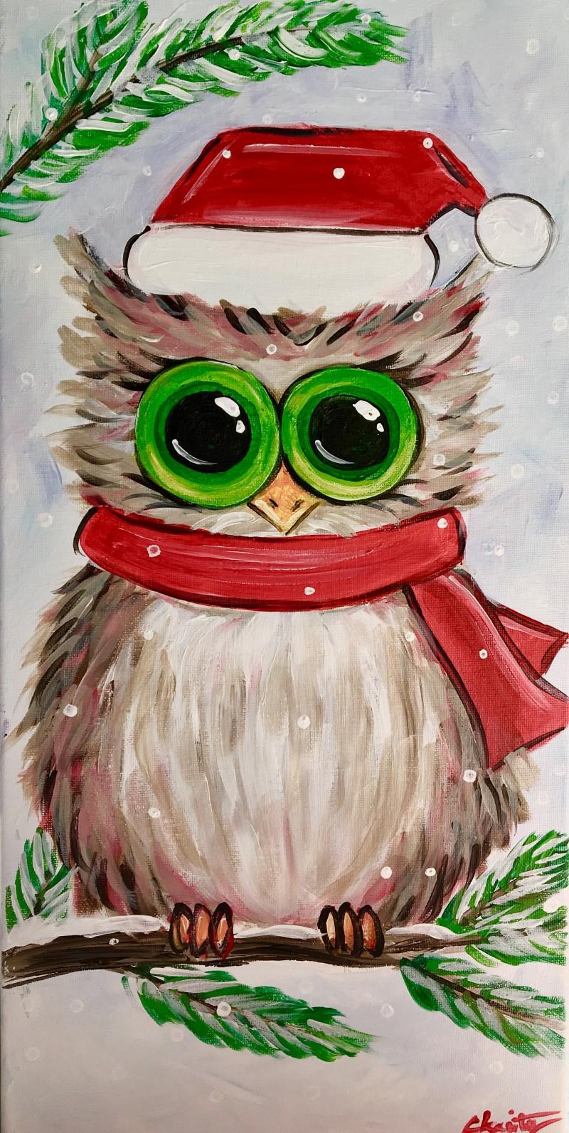HO HO WOO OWL