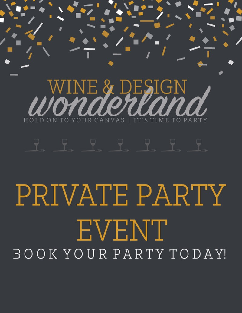 Book your Private Event NOW! - Wendi Consulting - 1 Year Celebration