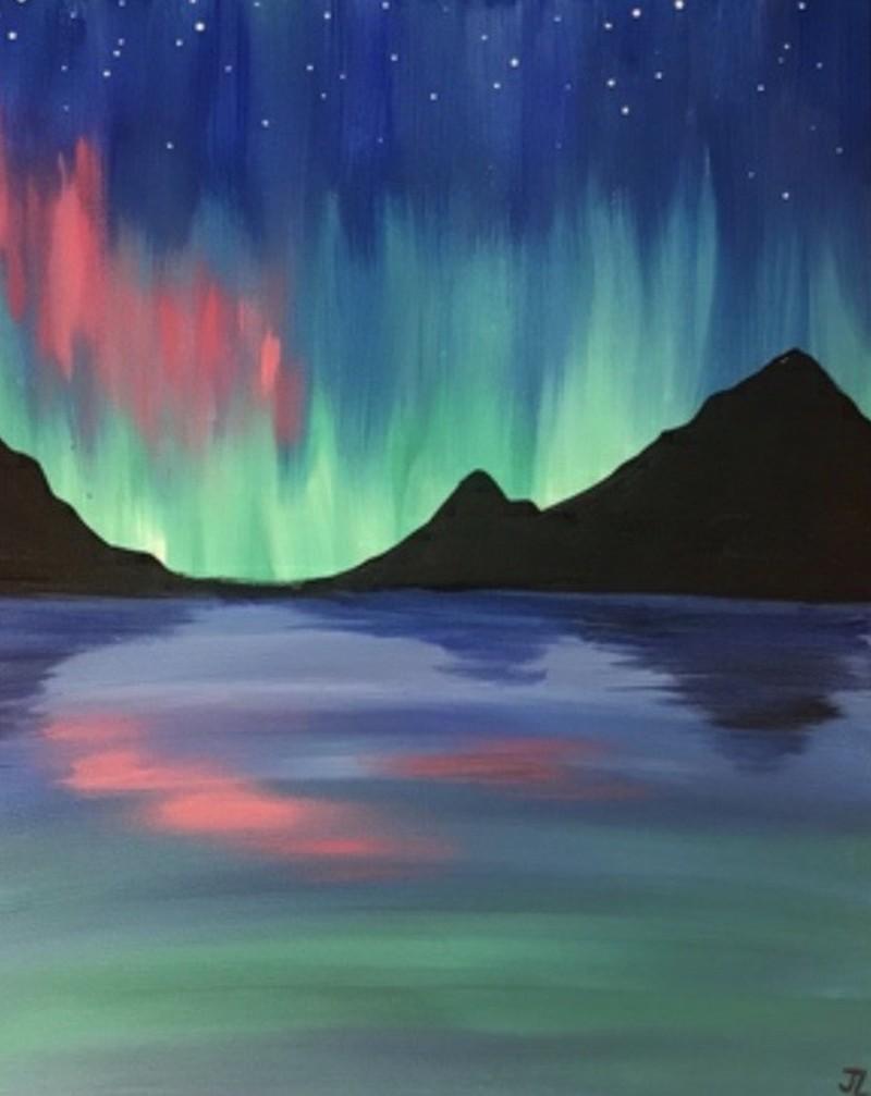 VIRTUAL CLASS | Cool Northern Lights