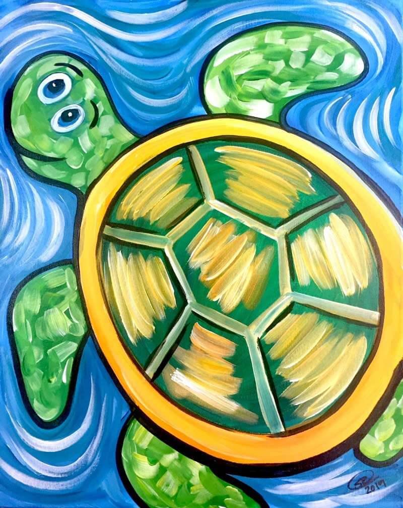 ABK Sea Turtle