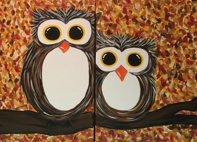 Virtual Class Mommy and Me Owls