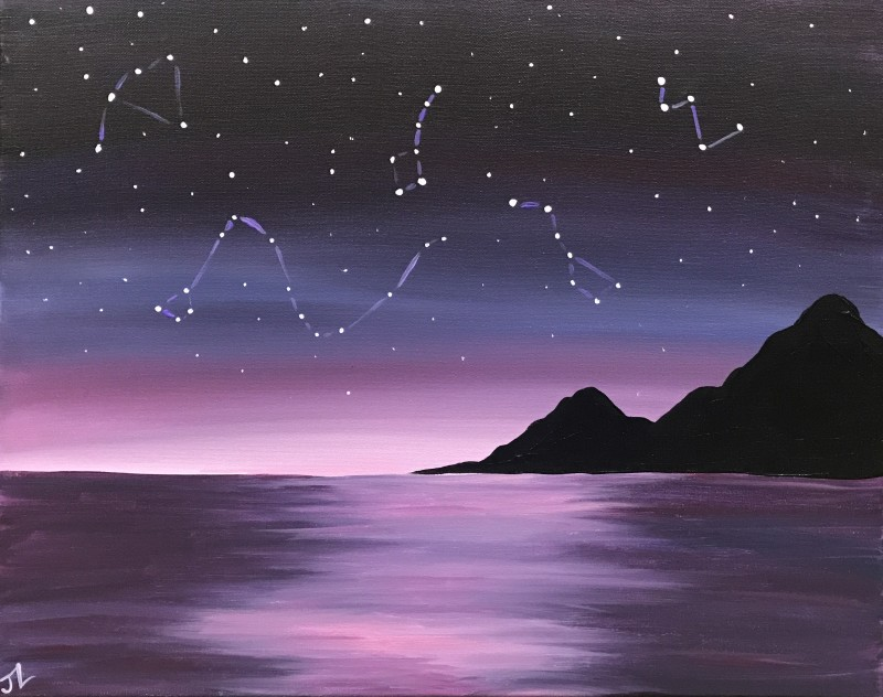 Constellations - IN STUDIO CLASS - limited seating