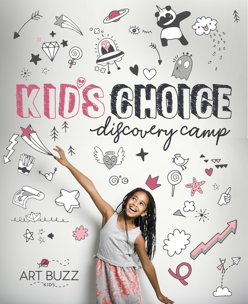 Kid's Choice Discovery Camp DEPOSIT - Ages 8 to 15