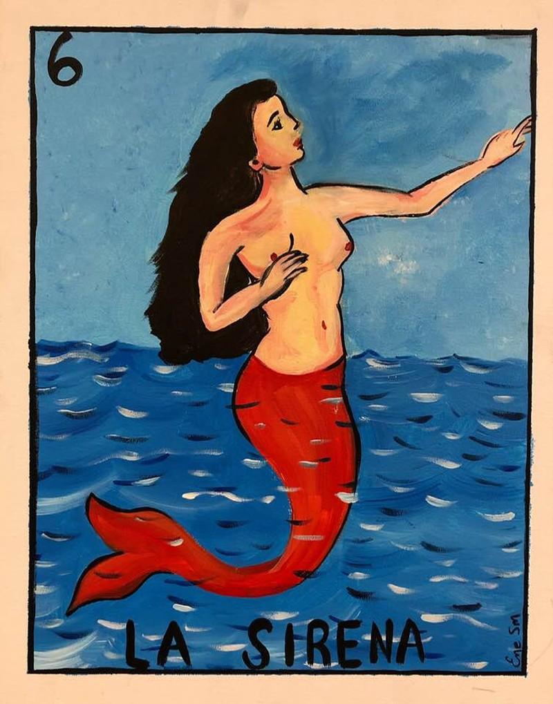 "NEW STUDIO! ""Loteria Lune La Sirena!"" Adult Studio!"