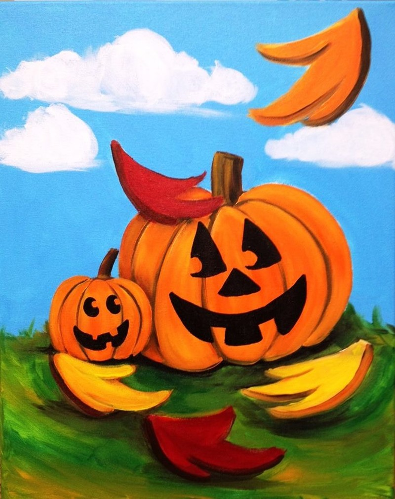 ZOOM | ABK Fall Pumpkins for all Ages