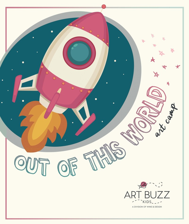 PM FULL WEEK: Out of this World Camp