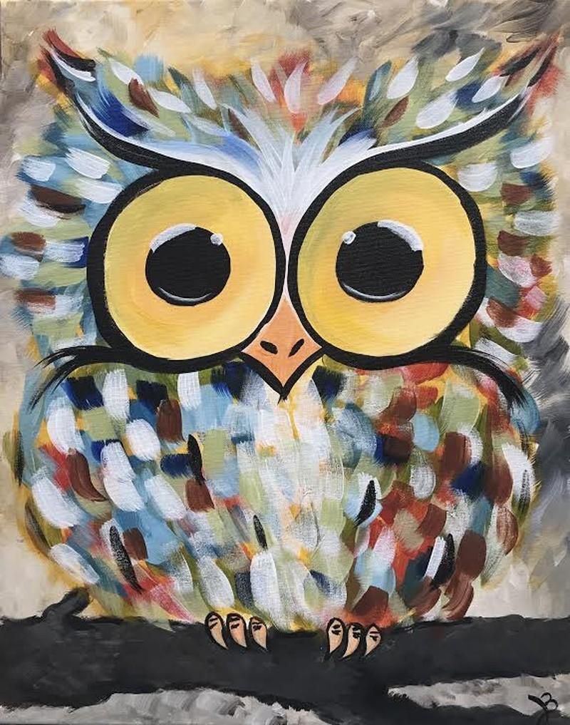 Owlbert - ZOOM Virtual Class with Take-Home Kit!