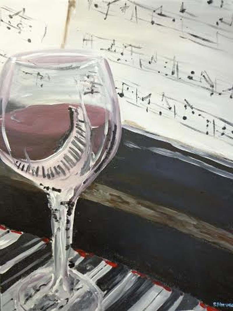 Wine-spiration - IN STUDIO CLASS - limited seating